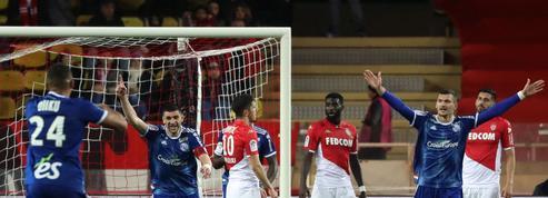 Monaco prend l'eau, Montpellier placé et le bon coup de Metz