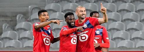 Lille domine Bordeaux et met la pression sur le PSG