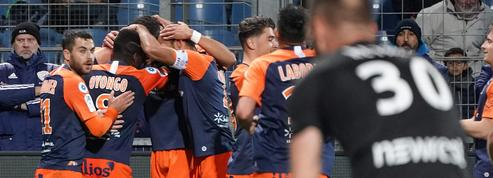 Montpellier corrige Toulouse