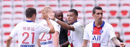 Le PSG sans frémir à Nice