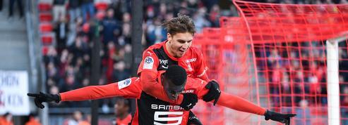 Rennes renverse Amiens et relève la tête