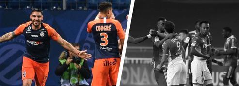 Tops/Flops du Multiplex de Ligue 1 : Montpellier à l'heure de l'Europe, Monaco coule