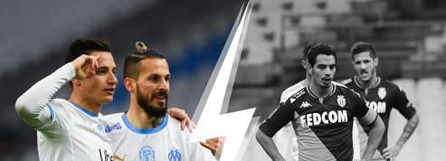 Tops/Flops OM-Monaco : Le duo Benedetto-Thauvin fait le show, le loupé incroyable de Ben Yedder