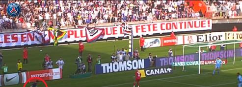 Pauleta, Cavani, Luyindula...Les plus beaux buts du PSG au Parc des Princes face à l'OM