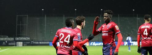 Ligue 2 : Troyes et Toulouse en patrons, Clermont sur le podium