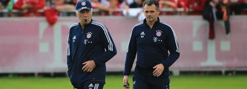 Ancelotti débarqué du Bayern, Sagnol aux commandes