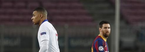 Le penalty de Messi, la masterclass de Mbappé... Les moments forts de Barcelone-PSG en images