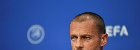 «Les matches sans spectateurs jusqu'à nouvel ordre», annonce le président de l'UEFA