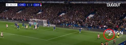 Ligue des champions : dans le rétro avec le coup-franc fantastique de Ziyech face à Chelsea