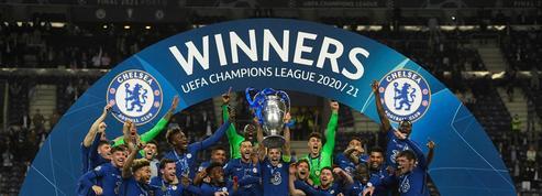 Chelsea sur le toit de l'Europe après son exploit contre Manchester City