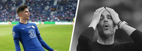 Havertz ce héros, Guardiola (encore) peu inspiré ... Nos Tops et Flops après Manchester City-Chelsea