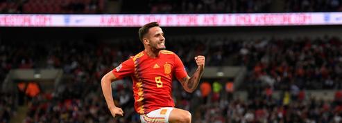 L'Espagne de Luis Enrique marque son territoire à Wembley