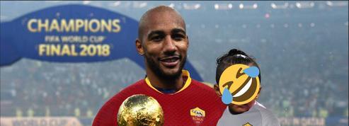 Direction la Roma pour Nzonzi, premier champion du monde à changer de club