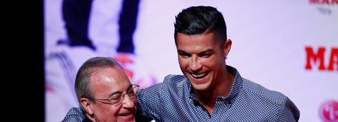 Ronaldo rencontre Perez à Turin et la machine à rumeurs s'emballe