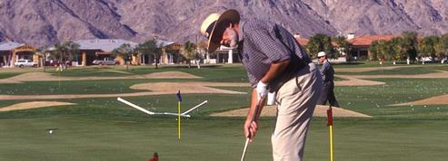 Goldfinger, Terre Blanche, Eastwood : Sean Connery ou la passion du golf