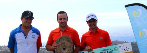 Mercedes Golf Open de La Réunion: Thomas et Paul Elissalde s'imposent en patrons