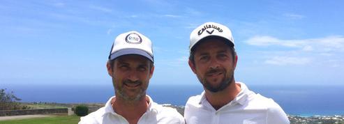 Mercedes Golf Open de La Réunion : le coup de maîtres de Sébastien Gros et Benoît Teilleria