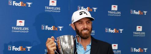 Travelers Championship: Dustin Johnson accumule les victoires