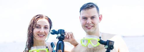 Smaco : les minis bouteilles de plongée accessibles à tous