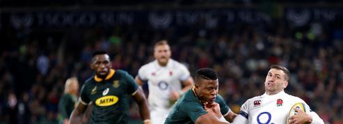 L'Afrique du Sud domine encore l'Angleterre
