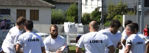 Aurillac l'emporte contre Oyonnax pour le match-hommage à Louis Fajfrowski