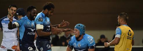 Montpellier poursuit son cavalier seul en tête du top 14