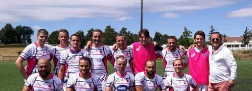 Avant le Mondial de rugby, le 1er tournoi des Ambassades a lieu à Paris