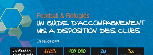 Quand le football français vient en aide aux migrants