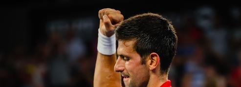 ATP Cup : La Serbie de Djokovic a le dernier mot face aux Bleus