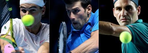 Nadal, Djokovic, Federer : des monstres sacrés indéboulonnables en 2019
