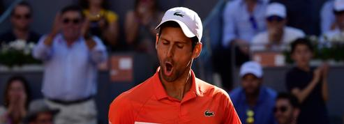 Madrid : Très solide contre Thiem, Djokovic file en finale