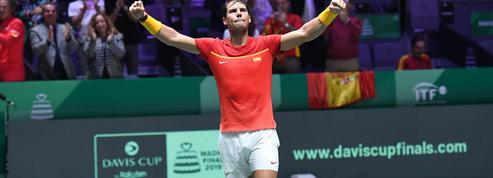 Nadal sauve (un peu) les apparences de la nouvelle Coupe Davis