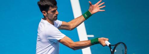 Open d'Australie : Djokovic dans la moitié de tableau de Federer, Nadal épargné