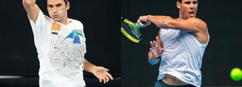 Open d'Australie : Federer-Nadal, les diamants sont éternels
