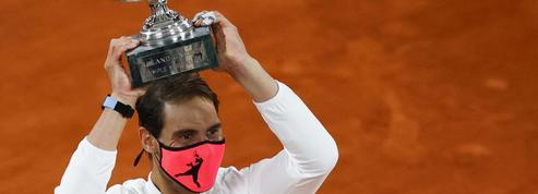 Nadal : «Ça veut dire beaucoup de partager ce chiffre de 20 titres du Grand Chelem avec Federer»