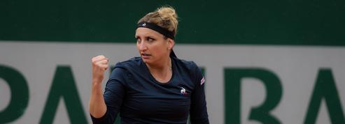Roland-Garros: Bacsinszky, ancienne demi-finaliste ... qui passe par les qualif'