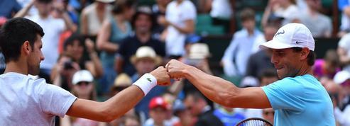 Top 5 des finales Nadal-Djokovic en Grand Chelem