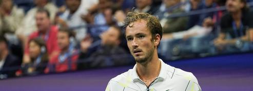 US Open : Beaucoup plus solide que Dimitrov, Medvedev file en finale