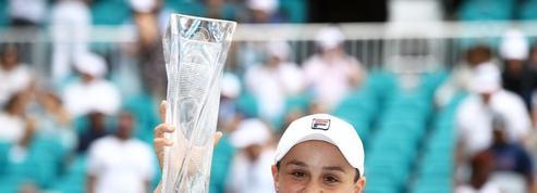 Miami : Ashleigh Barty remporte son premier Masters 1000