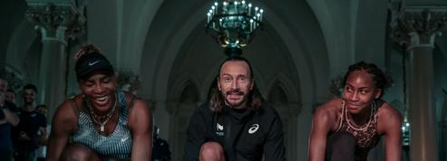 Serena Williams prépare sa saison sous la houlette de Mike Tyson