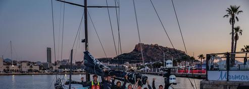 Ocean Race Europe: Richomme devance les marins du Vendée Globe pour remporter la 2e étape