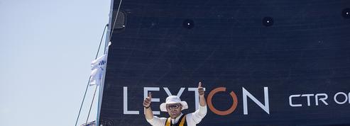 Sam Goodchill signe la première victoire britannique en Figaro-Bénéteau depuis 1998