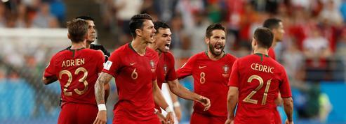 Coupe du monde 2018 : le Portugal se qualifie dans la douleur