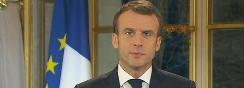 EN DIRECT - Le coût des mesures annoncées par Macron évalué entre 8 et 10 milliards d'euros