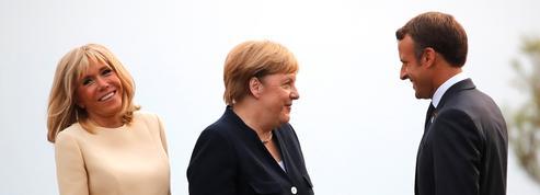 G7 : Emmanuel et Brigitte Macron ont accueili les membres du G7