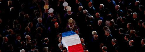 Jacques Chirac a été inhumé au cimetière parisien du Montparnasse