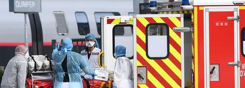EN DIRECT - Coronavirus : 357 décès de plus en 24 heures, 8078 au total dont 2189 en Ehpad