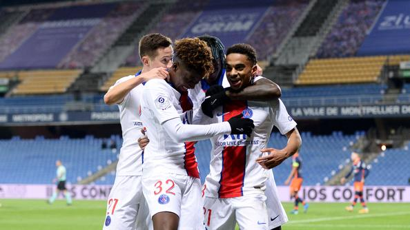 Championnat de France de football LIGUE 1 2020 -2021 Paris-retrouve-le-sourire-en-championnat-et-prepare-bien-la-Ligue-des-champions