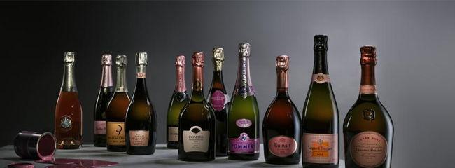 Le meilleur des champagnes rosés non millésimés