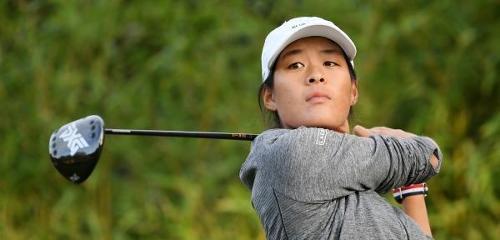 «Un 1er podium sur le LPGA et un 2e Trophée du Golf pour finir l'année»